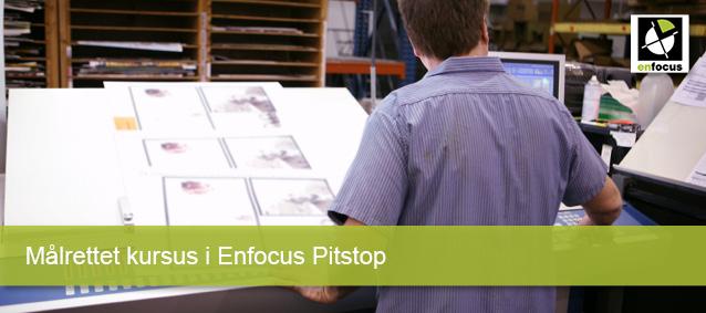 Enfocus PitStop kursus - 100 % målrettet dig