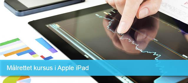 Målrettet kursus i Apple iPad