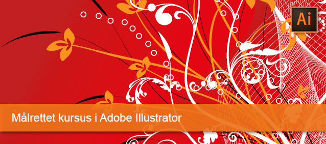 Målrettet kursus i Adobe Illustrator