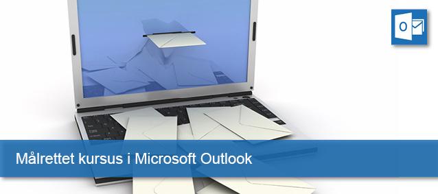 Målrettet kursus i Microsoft Outlook