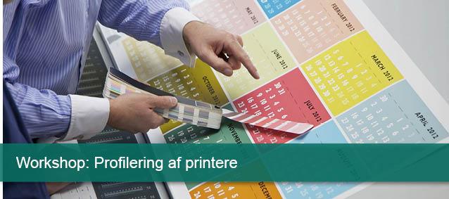 Workshop profilering af printere