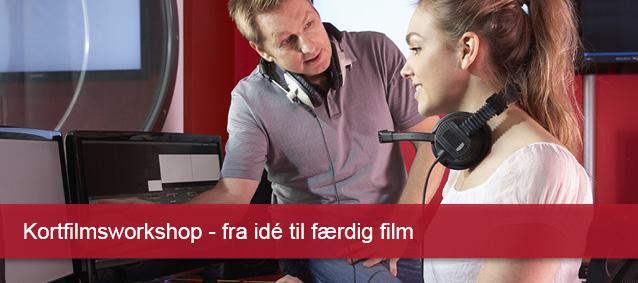 Målrettet kursus i kortfilmsworkshop